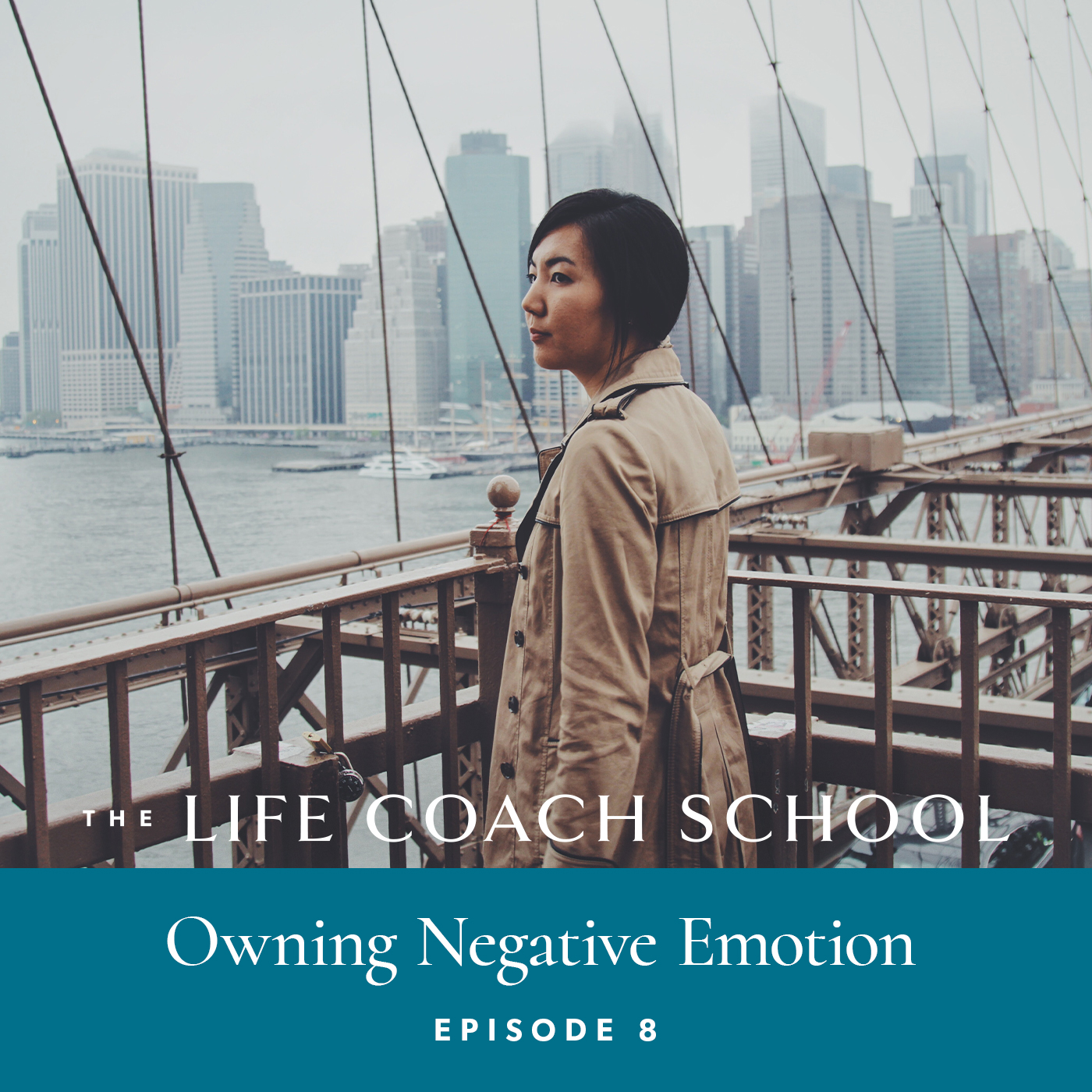 The Life Coach School Podcast with Brooke Castillo | Episode 8 | Owning Negative Emotions