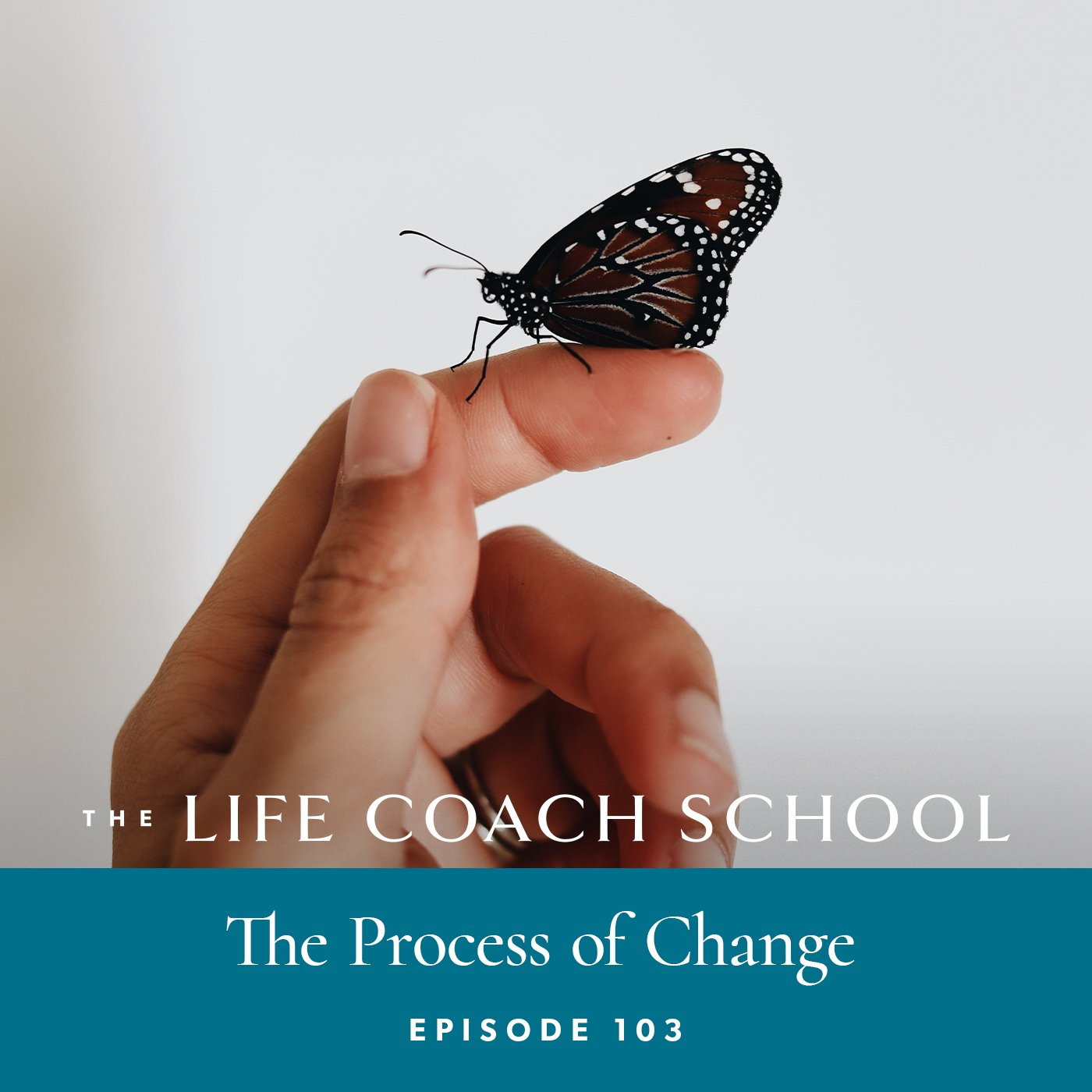 The Life Coach School Podcast with Brooke Castillo | Episode 103 | The Process of Change