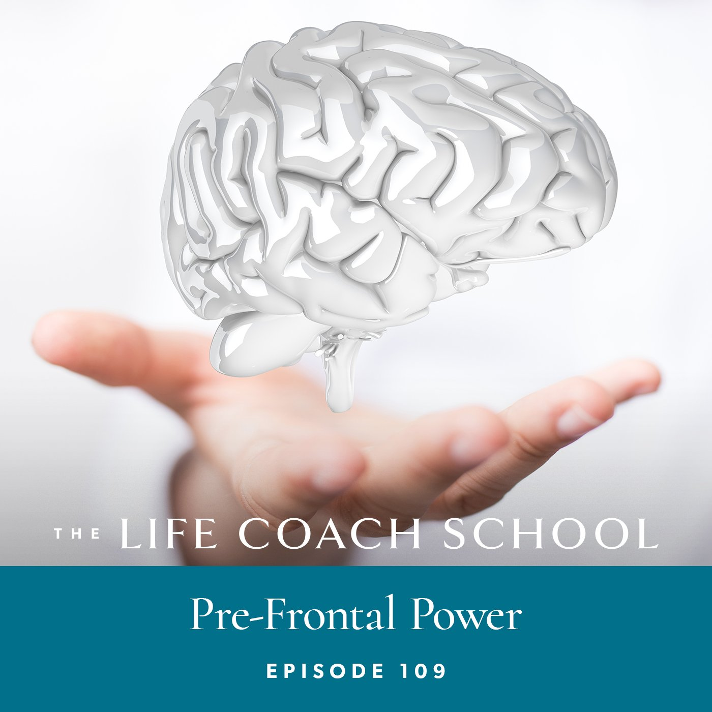 The Life Coach School Podcast with Brooke Castillo | Episode 109 | Pre-Frontal Power