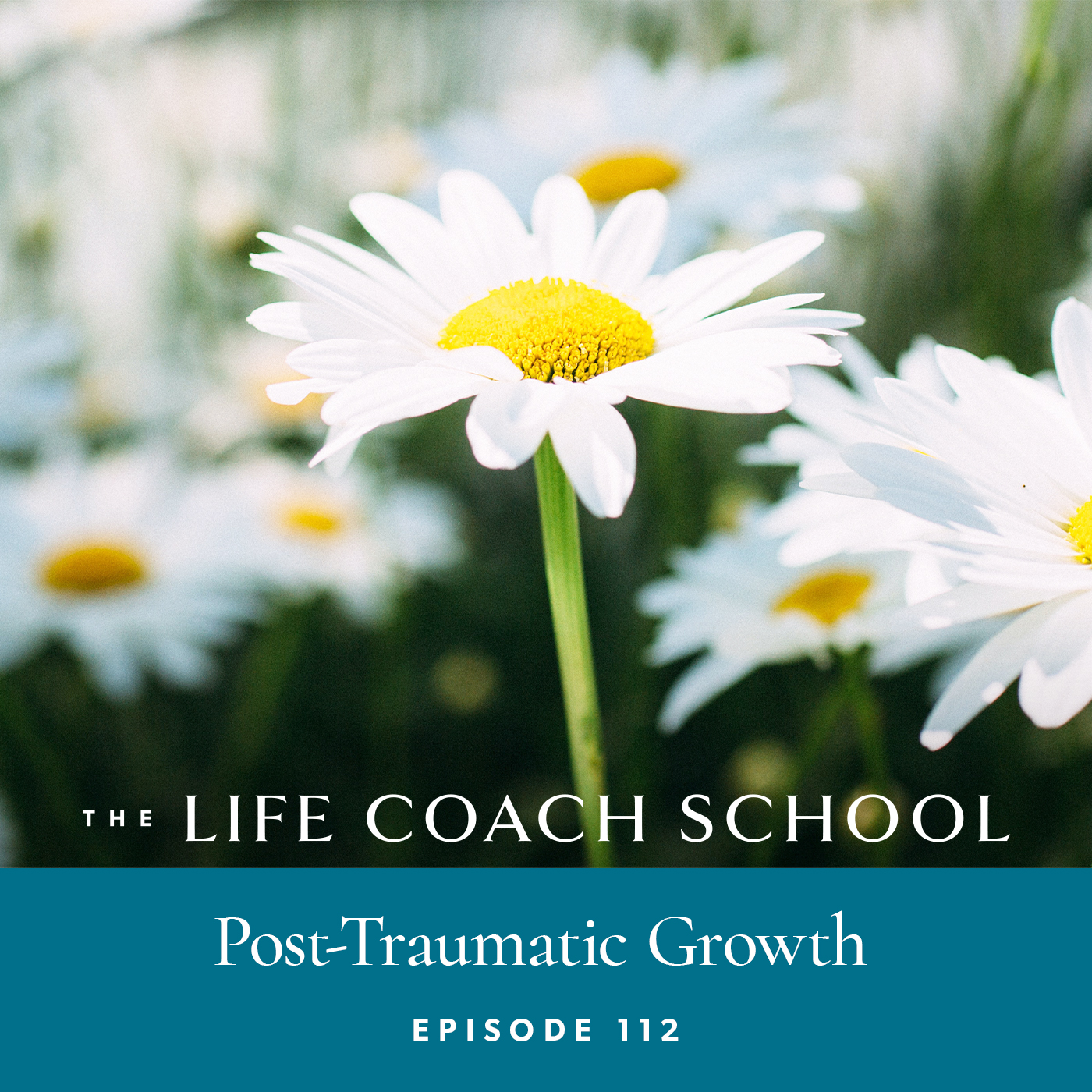 The Life Coach School Podcast with Brooke Castillo | Episode 112 | Post-Traumatic Growth