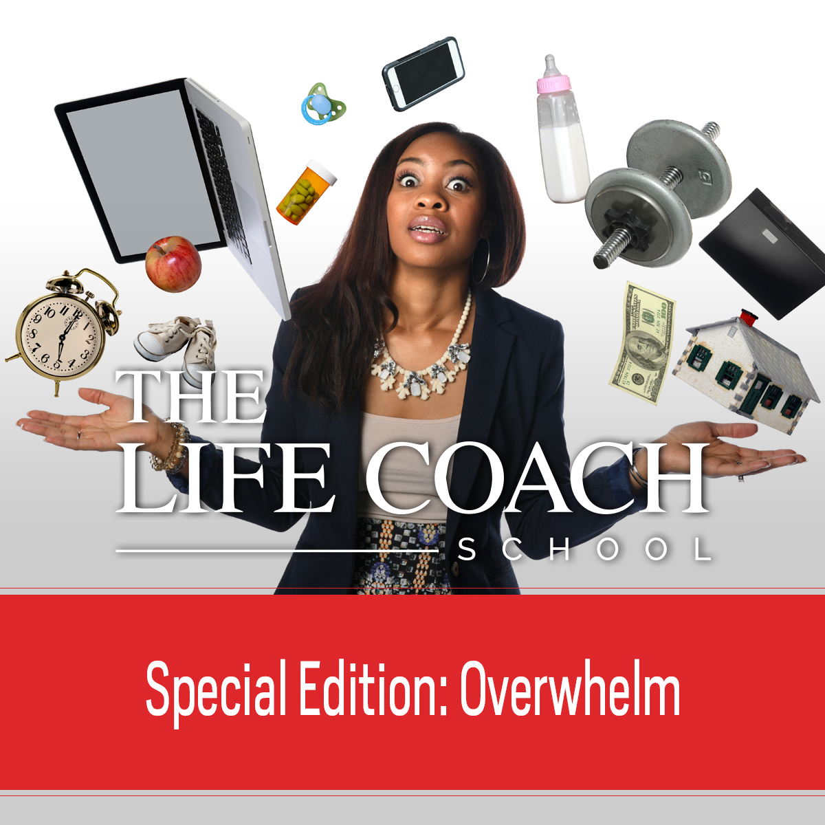 The Life Coach School Podcast with Brooke Castillo | Special Edition | Overwhelm