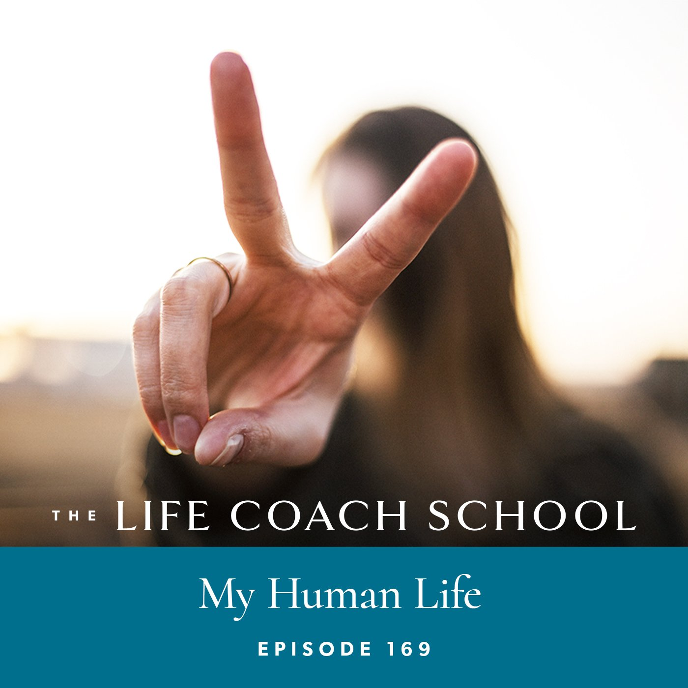 The Life Coach School Podcast with Brooke Castillo | Episode 169 | My Human Life