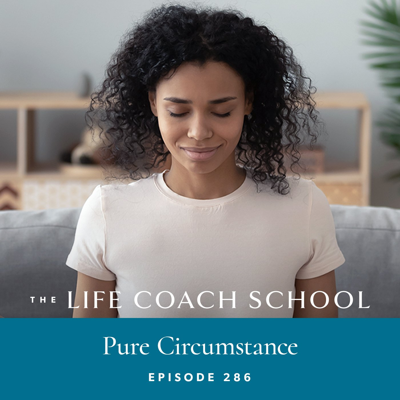 The Life Coach School Podcast with Brooke Castillo | Episode 286 | Pure Circumstance