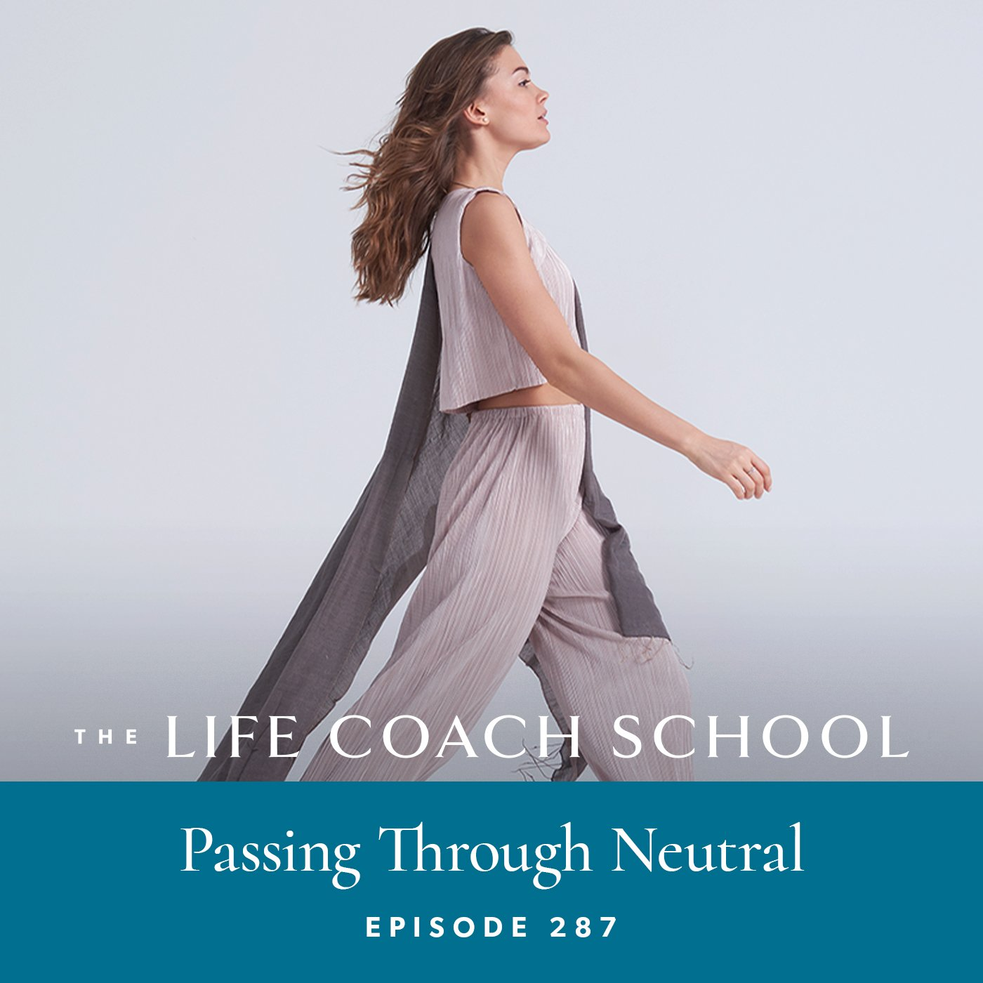 The Life Coach School Podcast with Brooke Castillo | Episode 287 | Passing Through Neutral