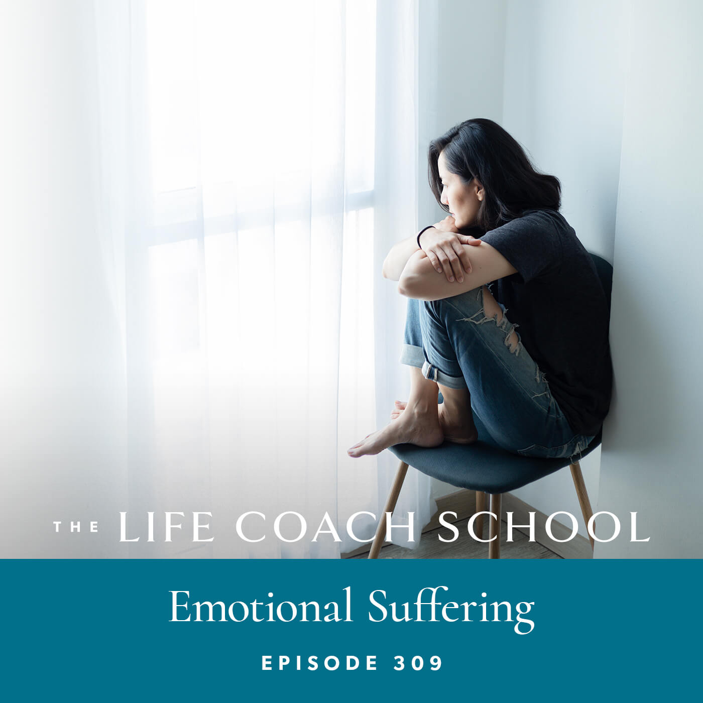 The Life Coach School Podcast with Brooke Castillo | Episode 309 | Emotional Suffering