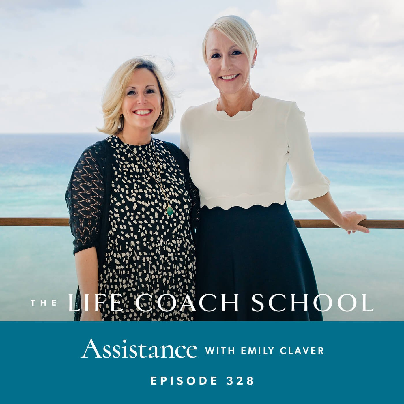 The Life Coach School Podcast with Brooke Castillo | Episode 328 | Assistance with Emily Claver
