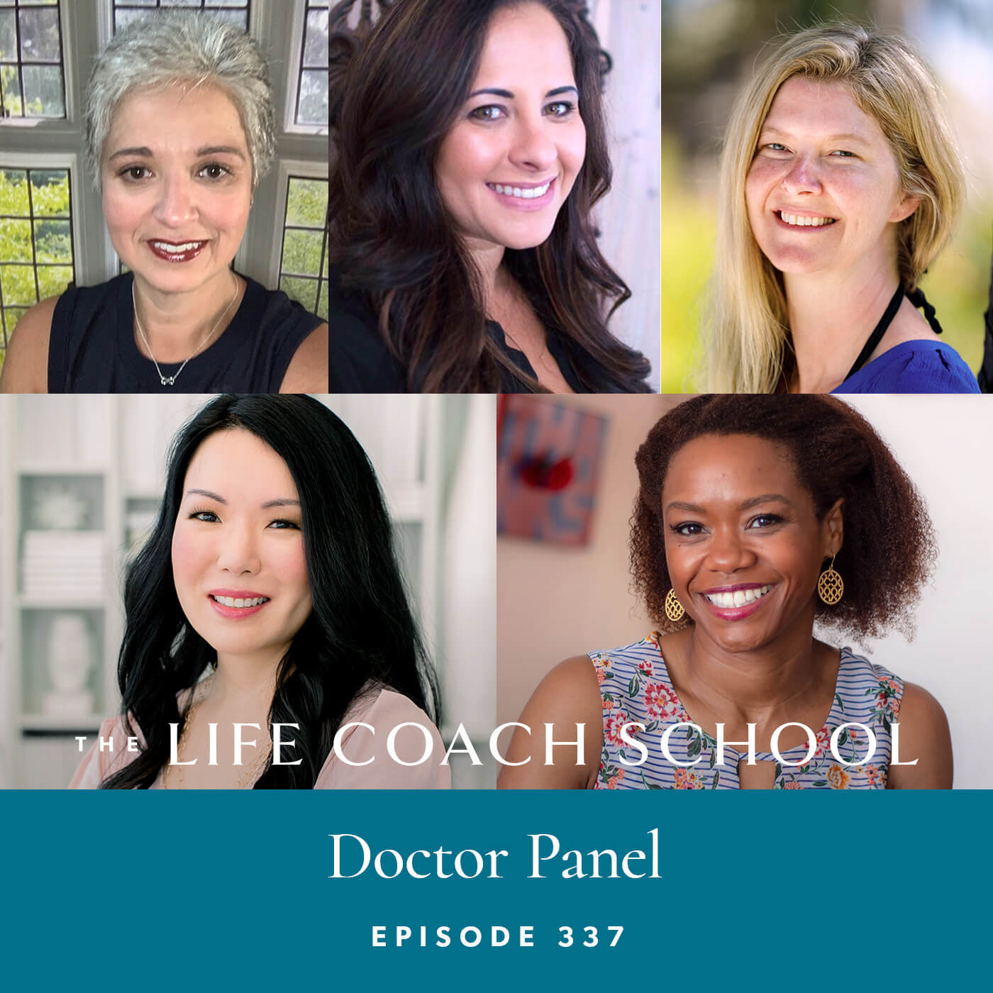 The Life Coach School Podcast with Brooke Castillo | Episode 337 | Doctor Panel