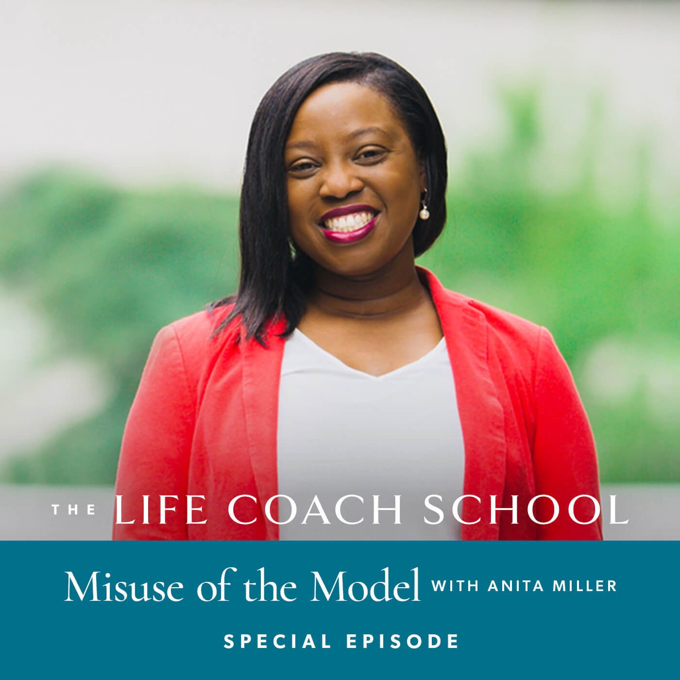 The Life Coach School Podcast with Brooke Castillo | Special Episode | Misuse of the Model with Anita Miller