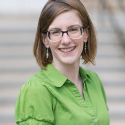 Caitlin Faas, Ph.D.