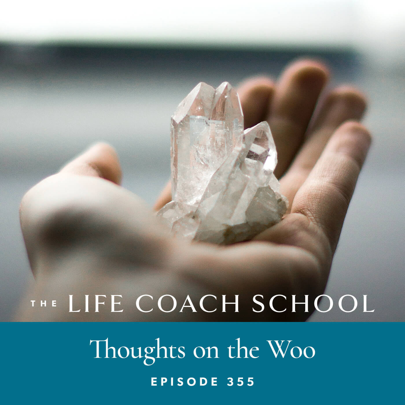 The Life Coach School Podcast with Brooke Castillo | Thoughts on the Woo