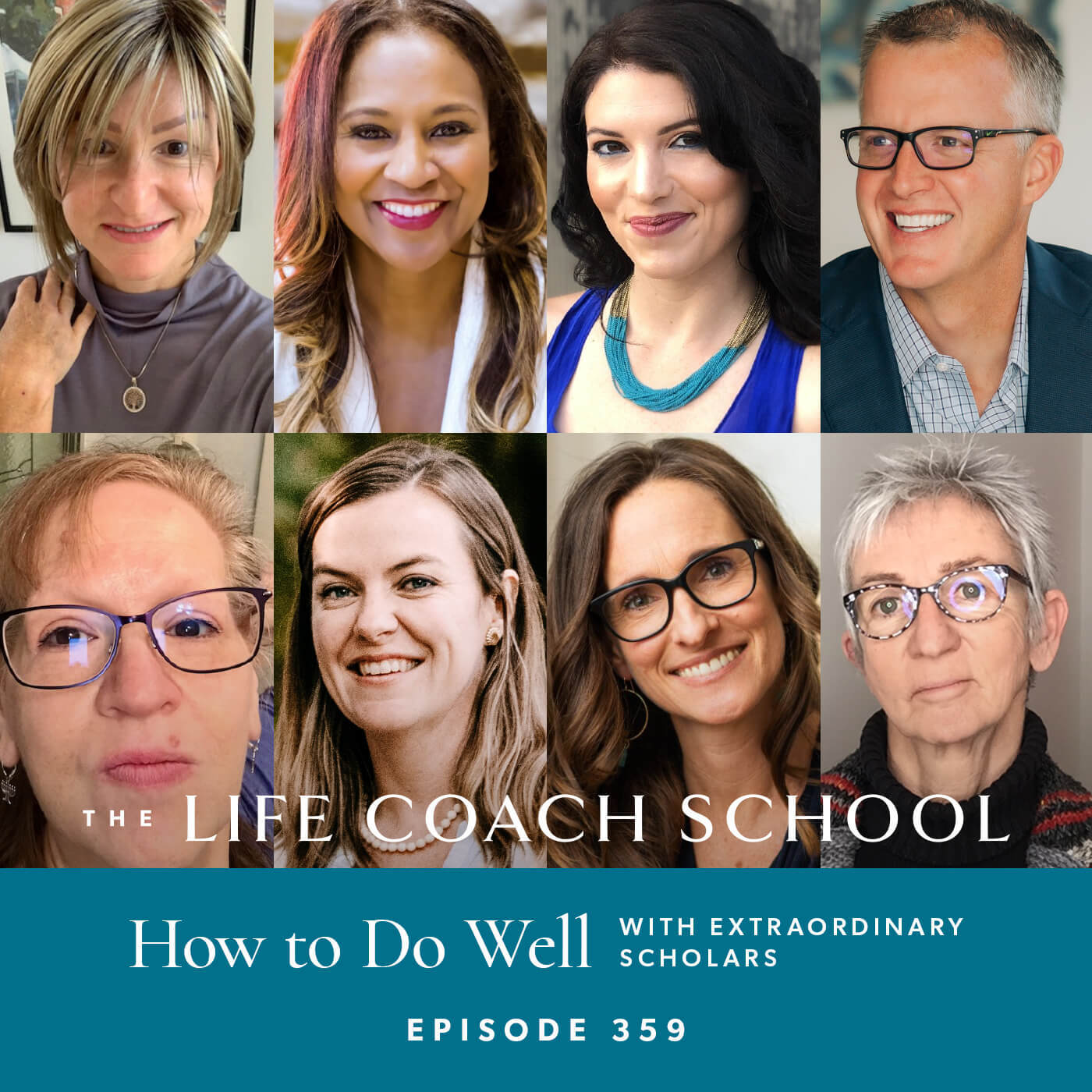 The Life Coach School Podcast with Brooke Castillo | How to Do Well with Extraordinary Scholars