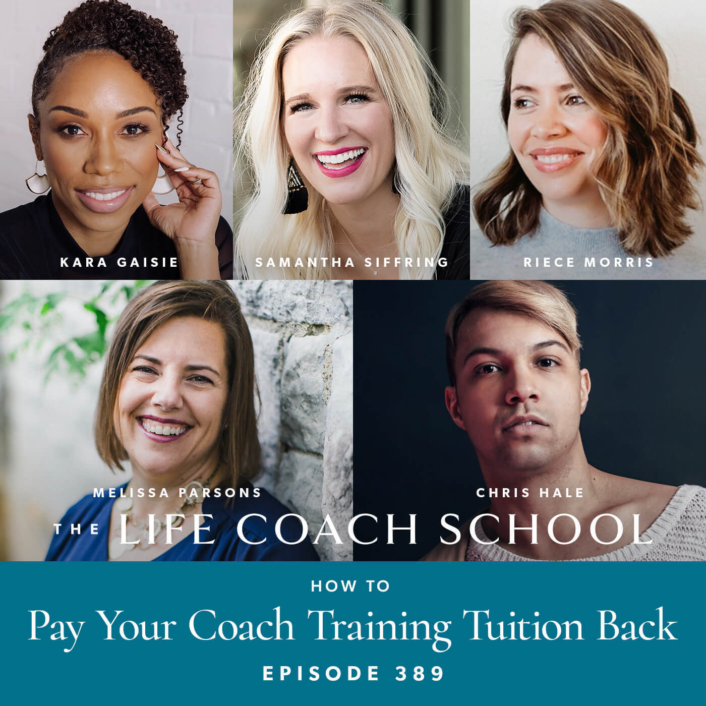 The Life Coach School Podcast with Brooke Castillo   How to Pay Your Coach Training Tuition Back